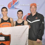 Princeton, Cornell Reach New Heights