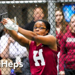 iHeps 13: Women's Throws