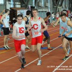 Updating the 2013 Indoor Lists