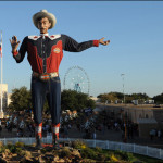 Big Tex Welcomes Y'All