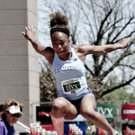 Nadia Eke Going Consistently Farther
