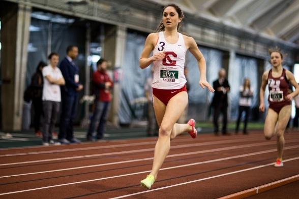 Shearer - Women's Mile Heat