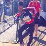 Miller Wins Bronze at World Juniors