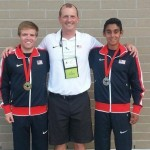 Three Tiger Medals in Kamloops