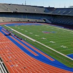 Franklin Field's New Look