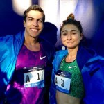 Ivy Sweep in NYRR Dash